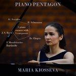 Maria Kiosseva, Klavier